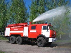 В центре Петербурга сгорела иномарка
