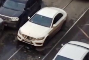 В Петербурге бизнесмен устроил погоню за грабителями