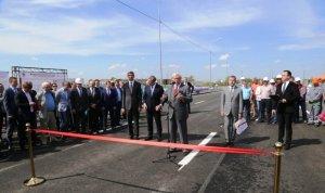 Петербургское шоссе открыли после ремонта