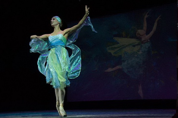 «Великий мир балета Анны Павловой» в Санкт-Петербурге: только один день, только в Эрмитажном театре