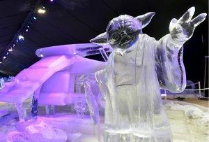 Фестиваль ледовых скульптур откроется в Петербурге