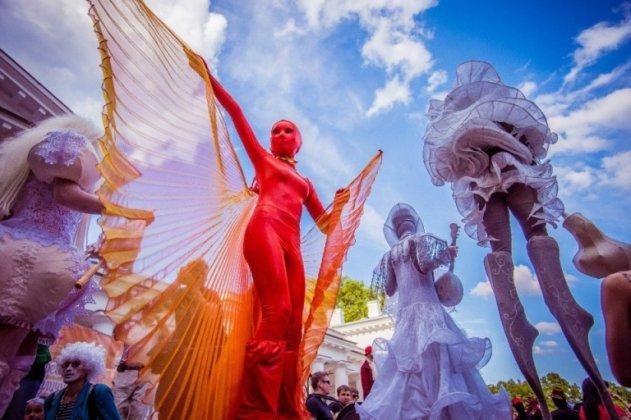 Фестиваль «Елагин парк» пройдёт в Петербурге