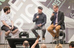 В Петербурге завершился фестиваль Geek Picnic