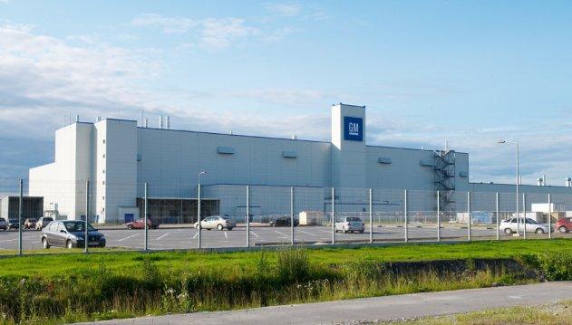 General Motors может возобновить производство на заводе в Петербурге