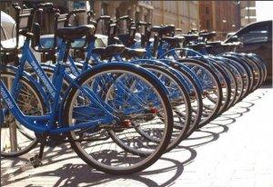 Петербуржцы смогут брать велосипед на прокат за 1 рубль