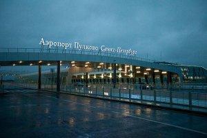 Пассажиропоток аэропорта Пулково в новогодние праздники составил 600 тысяч человек