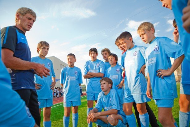 В Петербурге открылся еще один филиал футбольной Академии «Зенита»